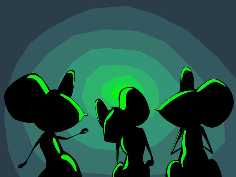 Mouse Party by PixleRelish