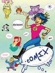 .Comix : Antologia de Comics