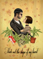 Leon: The professional by LeenaCruz