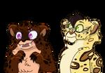 [Lion] -Otrera and Owtto-