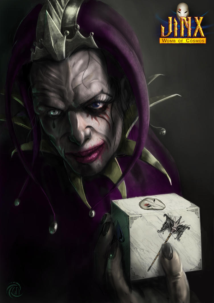 The Jester (god) by GN-GR