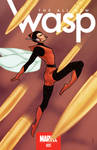 The All-New Wasp! Cover 5