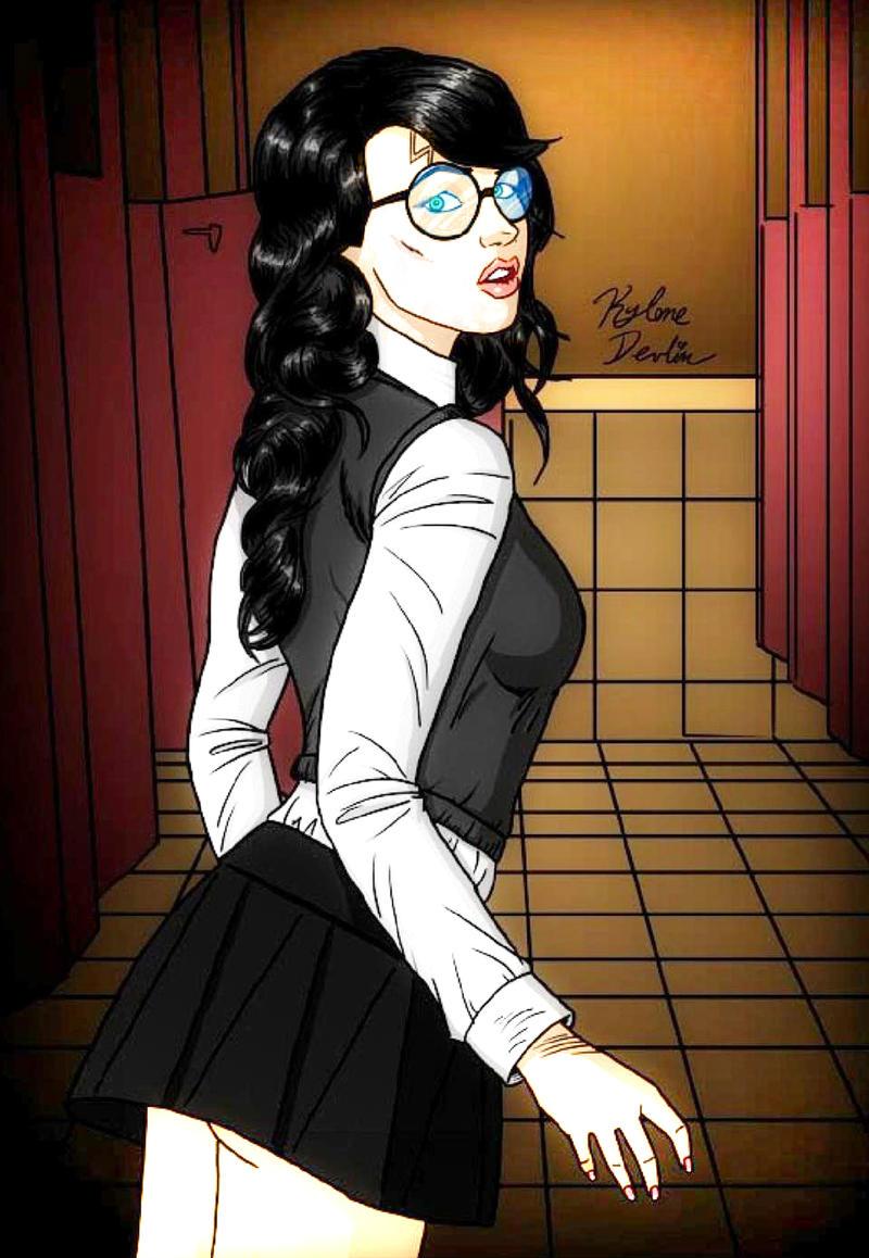 Heather Potter Emerges By Lilyflorette On Deviantart
