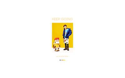 EXO: KAI - Keep Going