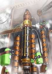 Kerbal Steam Program by Algiark