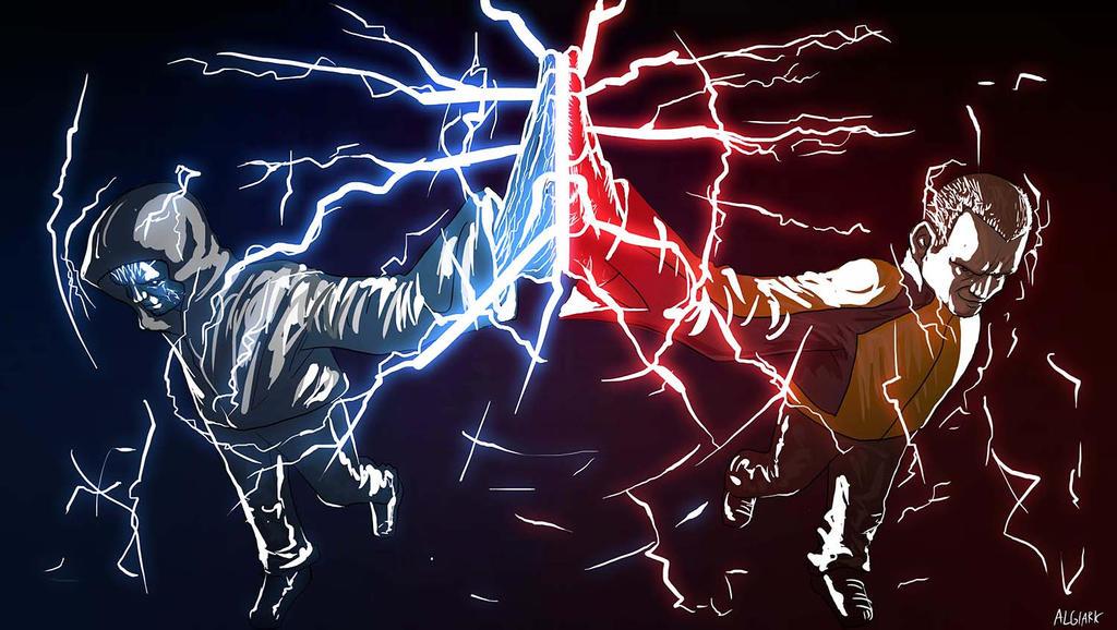 Thunderbros by Algiark
