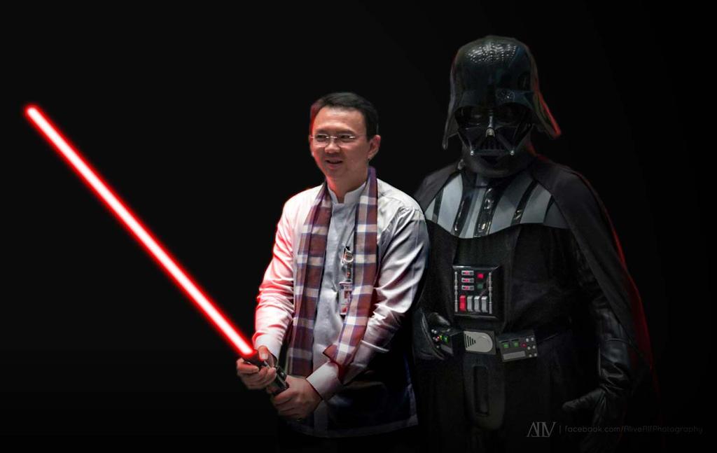 Join The Dark Side by Algiark