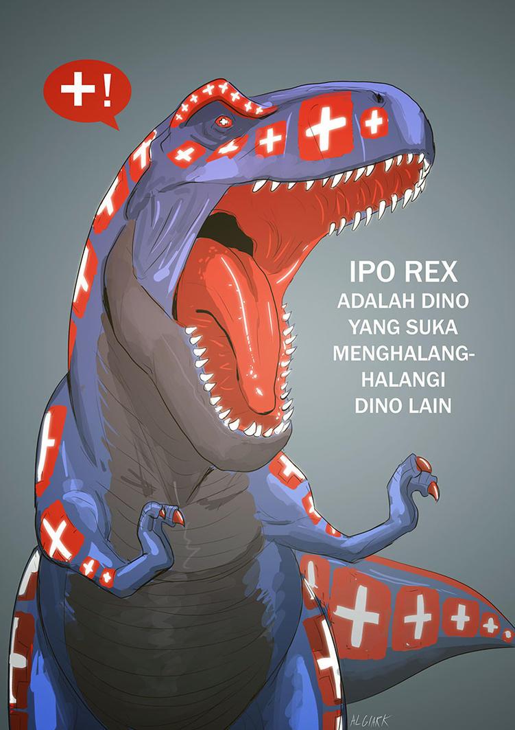Ipo Rex by Algiark