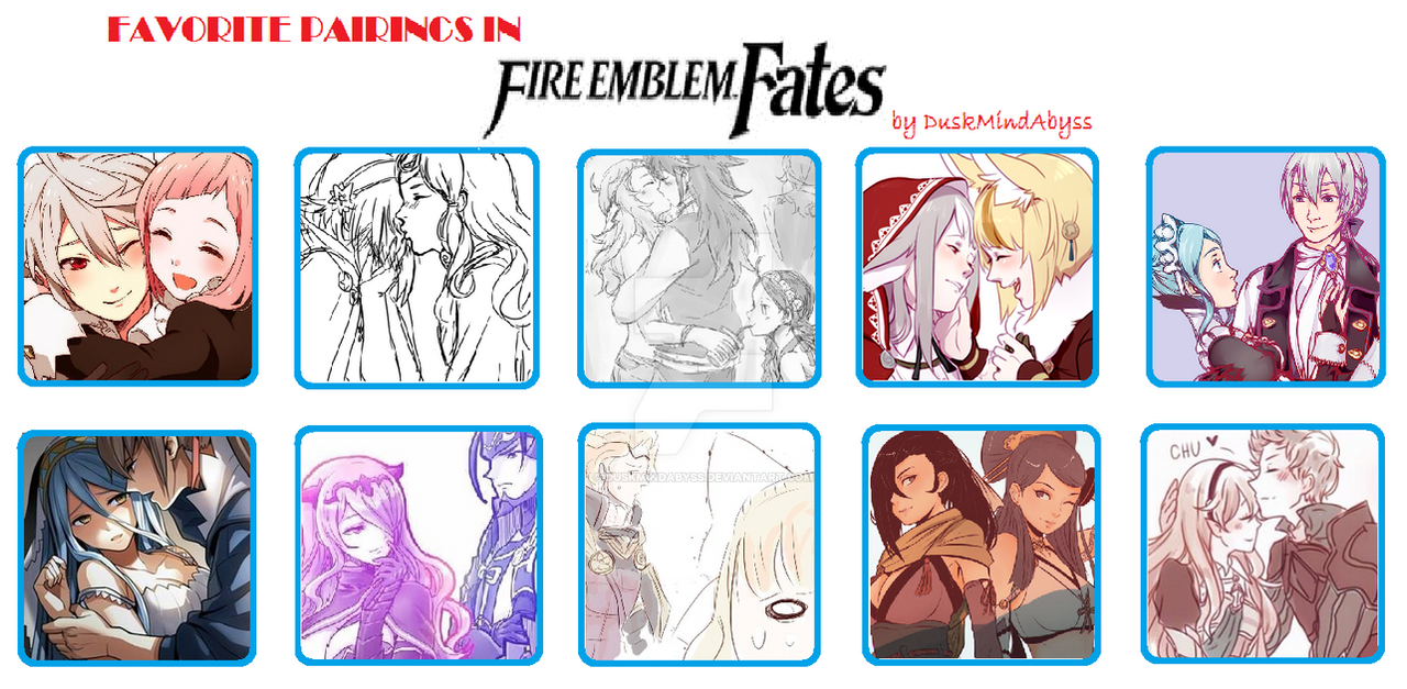 favorite_pairings_in_fire_emblem_fates_by_duskmindabyss d9vdcwu favorite pairings in fire emblem fates by duskmindabyss on deviantart,Fire Emblem Fates Memes