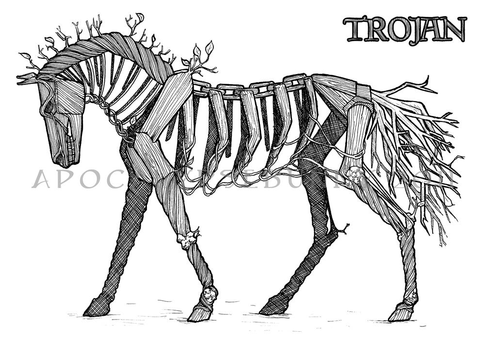 Trojan by KanaScott