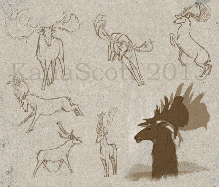 Teyn plus sketches by KanaScott