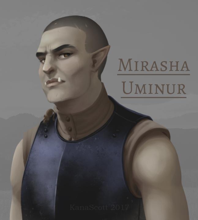 Mirasha Uminur by KanaScott