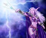 World of Warcraft - Elf 02