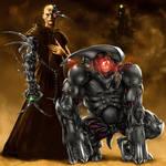 Inquisitor and Hounddog 2199