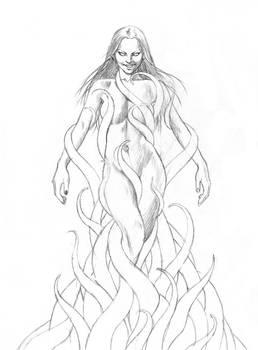 Sketch Lilith