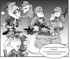 Armas de Destruccion Masiva by IsraLlona
