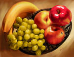Still Life - Fruits by IsraLlona