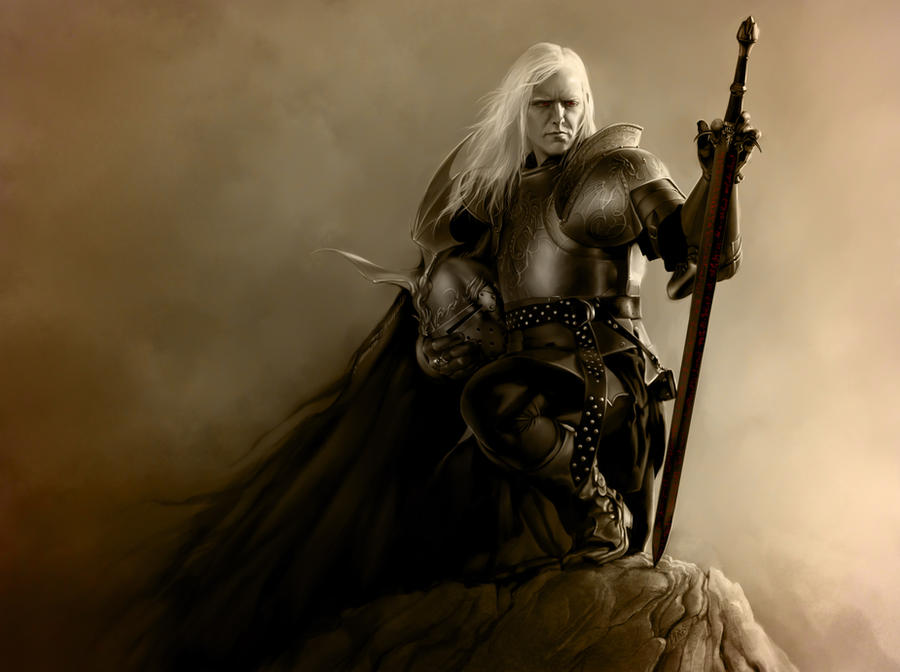 Elric of Melnibone by IsraLlona