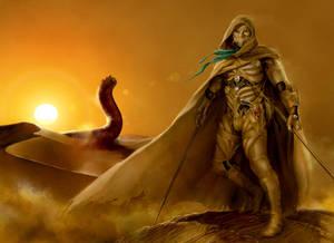 The Sandworm Riders