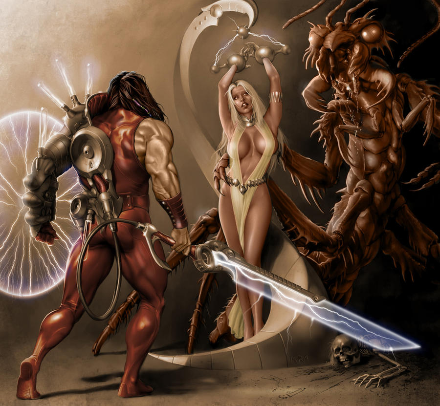 3d princess sacrificed to the troll god and more 5