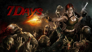 Game Cover: 7 Days by IsraLlona