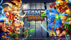 Team Z: League of Heroes by IsraLlona