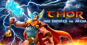 Thor in Gladiator Heroes by IsraLlona