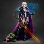 Elf Princess Warrior