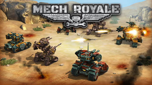 Game Concept: Mechas War Game