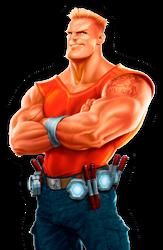 War Game Concept Character (NPC): Ivan