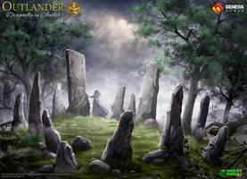 Outlander: Craigh Na Dun