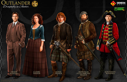 Outlander: Characters I