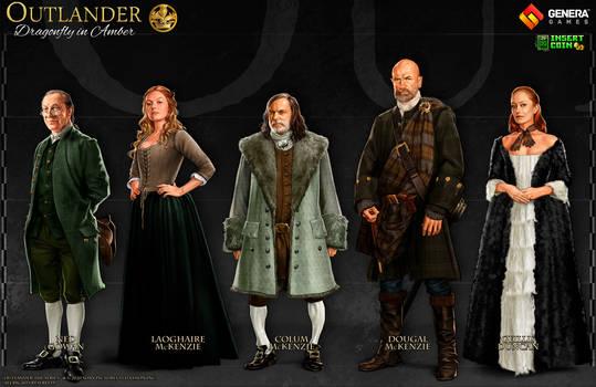Outlander: Characters II