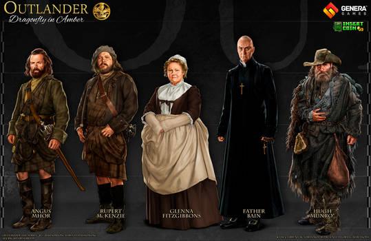 Outlander: Characters III