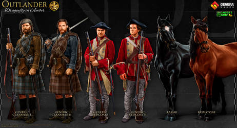 Outlander: Characters IV