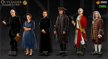 Outlander: Characters VI