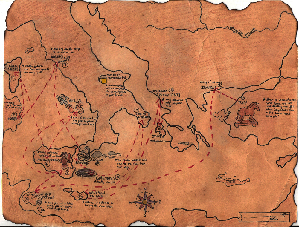 The Odyssey Map by itssxB36 on DeviantArt