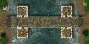 Fortified Bridge, Ground Level
