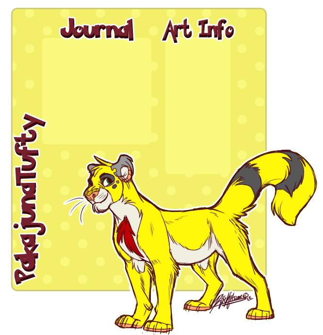 PakajunaTufty Surprise layout by Ruechilla