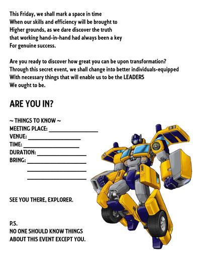 ECO TeamBuilding Invitation2 by metalangel18 on DeviantArt
