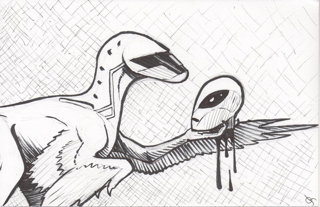 Arthur Vitara sketch by McTalon