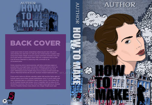 COVER IN ILLUSTRATED RUSTIC