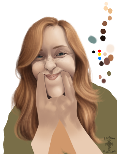 Squishy Face : Squishy Face (WIP-TWNBF) by RoslynnSommers on DeviantArt