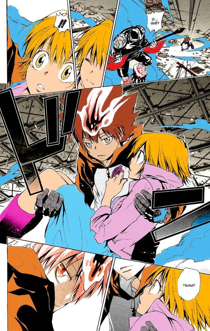 Reborn kyoko and tsuna