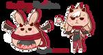 [Closed]Heart-broke Bad boy HunBun $5/pts SB by SquiggleCakes