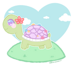 .:Gift:. Sparkly Turtle