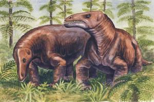 Riebeeckosaurus by WillemSvdMerwe