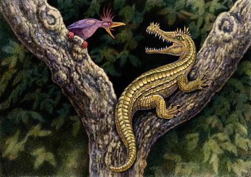 Tree Crocodile