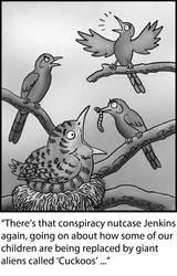 Bird Conspiracy Theory
