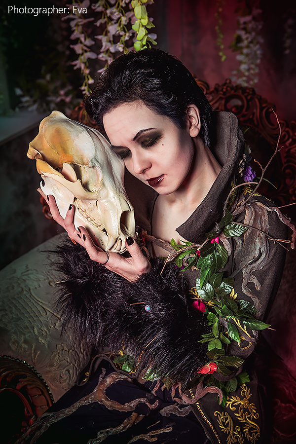 Delilah Copperspoon cosplay by ArisRUS
